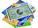 A Way Out Bonds of Arlington will accept credit cards for payment on your bail bond fees for Dallas and Fort Worth
